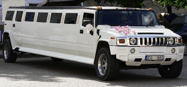 Луксозна лимузина