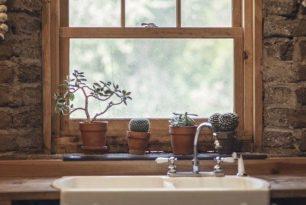 Уред-робот за миене на прозорци